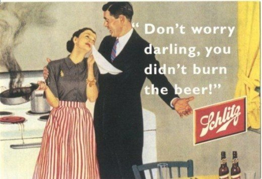 Sexist Beer Ads