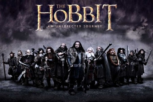 Hobbit Movie Dwarfs
