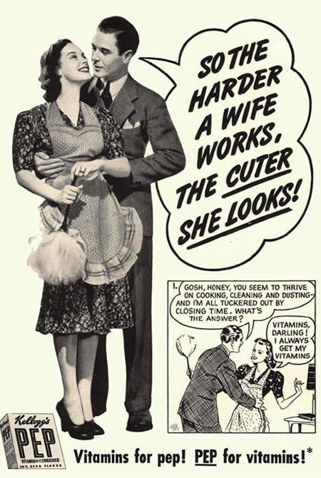 Sexist advertising campaigns