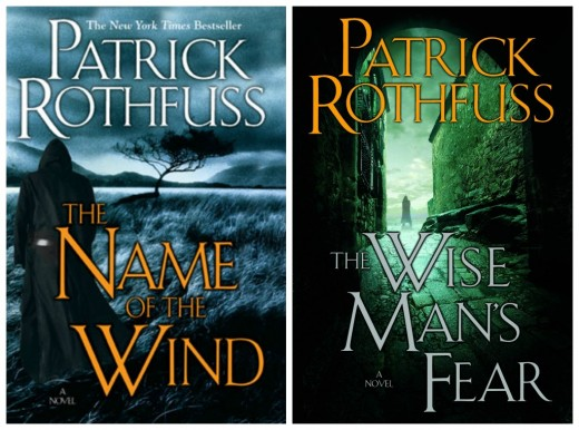 Patrick Rothfuss Fantasy Book  Reviews
