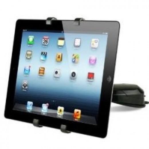 Dashboard Car Mount for the iPad Mini