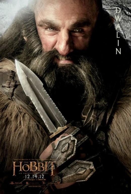 Dwalin the Stout Dwarf