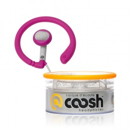 Cossh headphones are great for active people and they're comfy!
