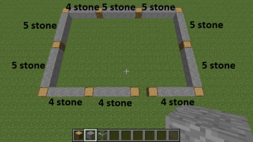 Minecraft House Step By Step Instructions How To Build A Quality House