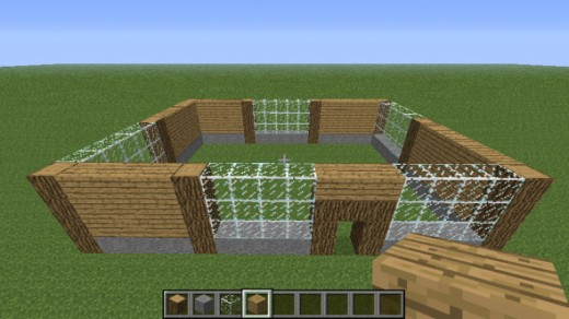 How to Build a Quality House on Minecraft: Part One   LevelSkip