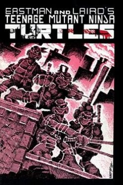 The History of TMNT in a Half Shell and Some Art