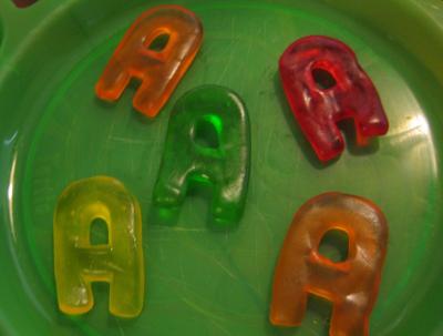 Gummy As