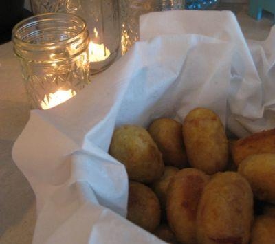 Mini Corn Dogs: Fun Finger Food
