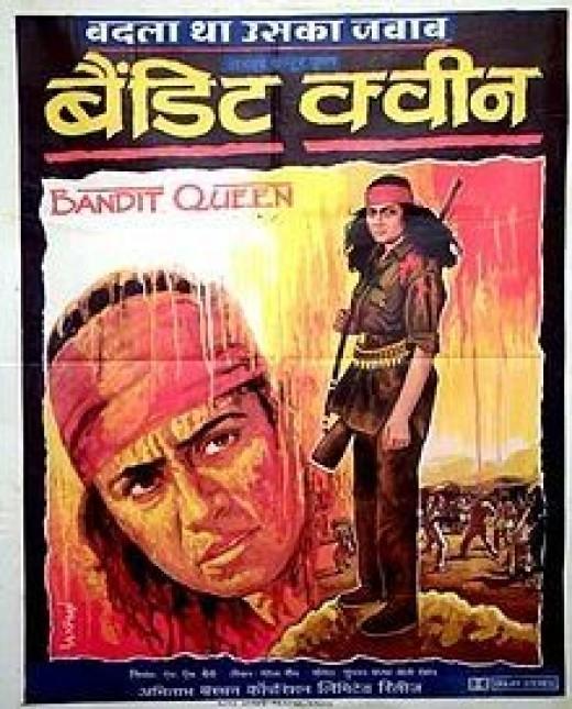 Bandit Queen - best crime films of bollywood