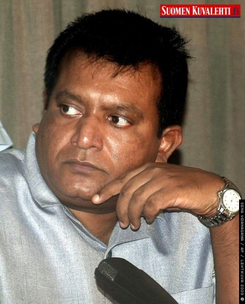 LTTE leader Prabhakaran