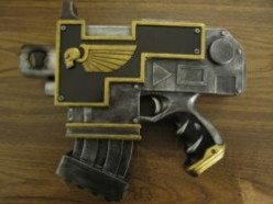 How To Build A Replica Bolt Pistol