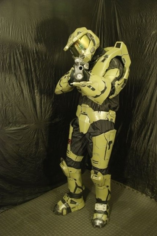Master Chief is accurate