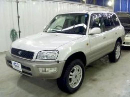 Used Toyota Rav4 from Japan