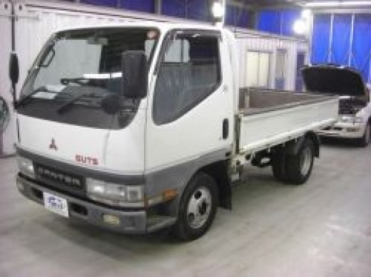 Used Mitsubishi Canter from Japan