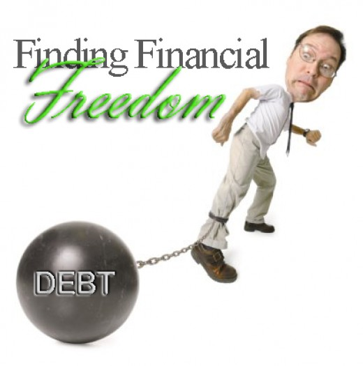It sucks when you are trapped by countless debts