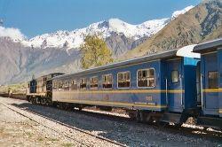 Hiram Bingham Train
