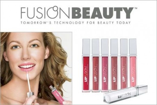 Lip fusion lip gloss