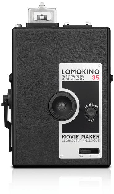 Lomokino Motion Picture Camera