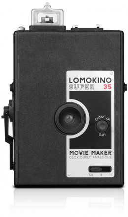 Lomokino Motion Picture Camera
