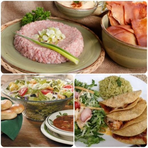 Lebanese food in Kolkata