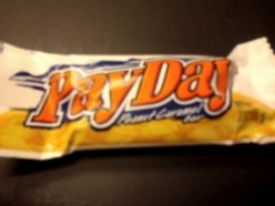 Payday Peanut Candy Bar Review - Made in Hershey PA