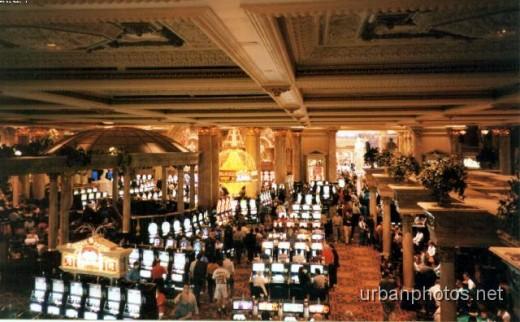 Caesars Palace Forum Casino