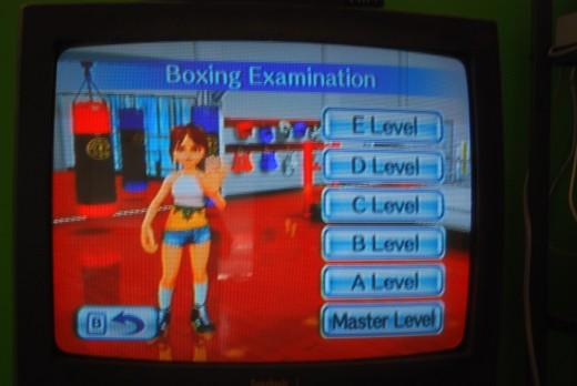 Boxing Examination