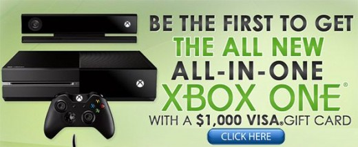 Get an Xbox One