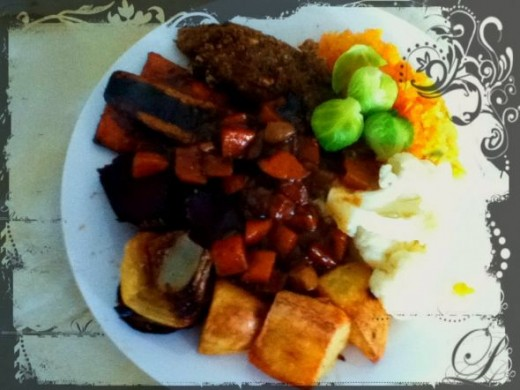 The Sunday Dinner