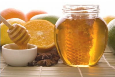 Honey & Lemon Tea