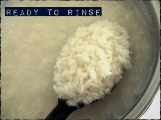 Rice Ready To Rinse