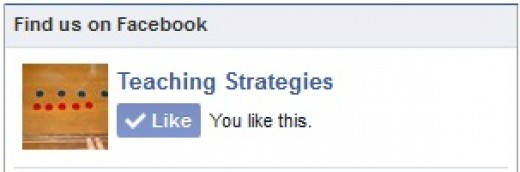 Teaching Strategies on Facebook