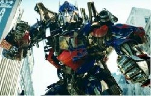 optimus prime toy