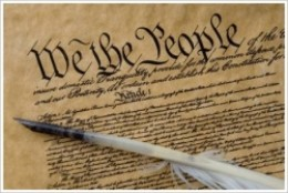 What strategies did the federalists employ to win the struggle for ratification of the constitution?