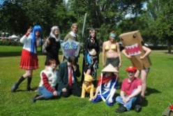 Best Anime Cosplay Costumes (for girls)