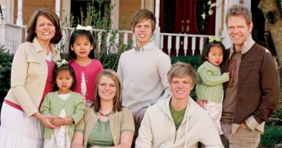 Steven Curtis Chapman and Family