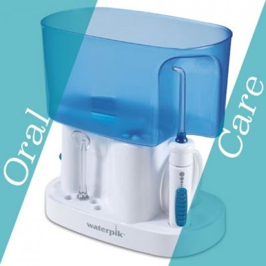 WaterPik WP-60W Personal Dental Water Jet System