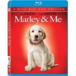 """""""Marley & Me"""" special Blu-ray edition"""