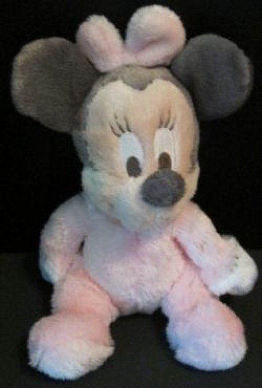 This plush is exclusive to the Disney Parks, so, not found everywhere. :)