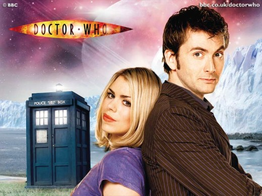 Billie Piper & David Tennant