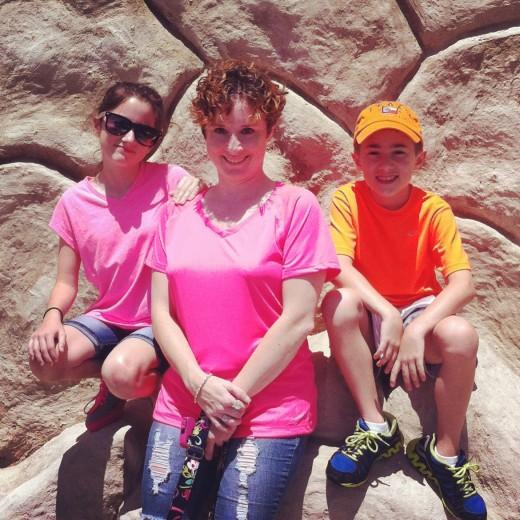 Me and My kids :)