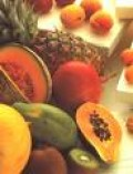 Healthy Living With Vitamins and Nutritional Supplements - Red Fruits and Vegetables