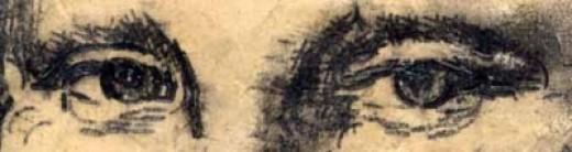 """""""Mona Lisa"""" Eyes"""