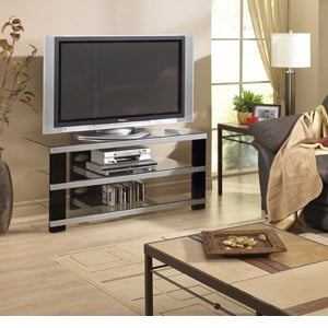 "The Techcraft Sorrento Series BES48B is one of the best 50"" TV stands out there"
