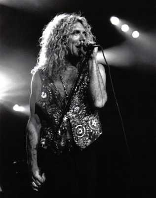 Robert Plant.  In the Mood for a Melody