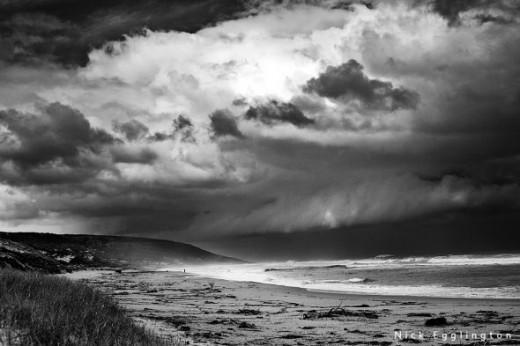 Coastal storms South Australia