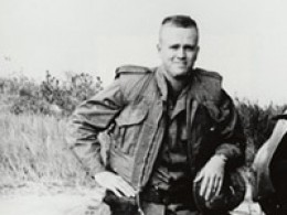 Captain Cleland Served In Vietnam And Was Awarded A Silver and Bronze Star For Valor In Action