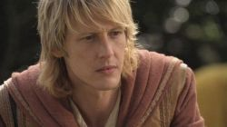 Gabriel Mann as young Zedd