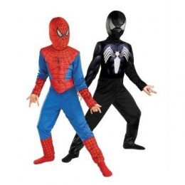The Amazing Spider-Man Reversible Red to Black Child Costume