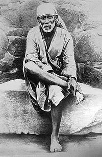 Original Image of Sri Shirdi Sai Baba
